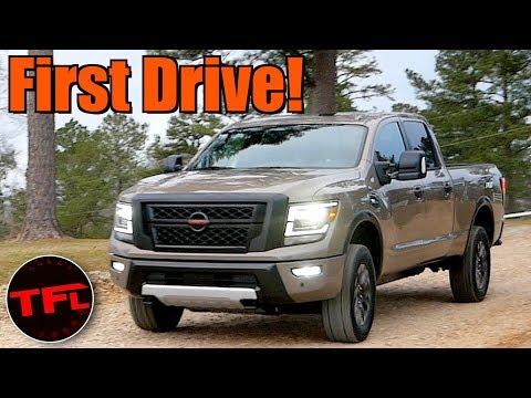 Is The New 2020 Nissan Titan XD PRO-4X Actually Any Better? We Drive It To Find Out!