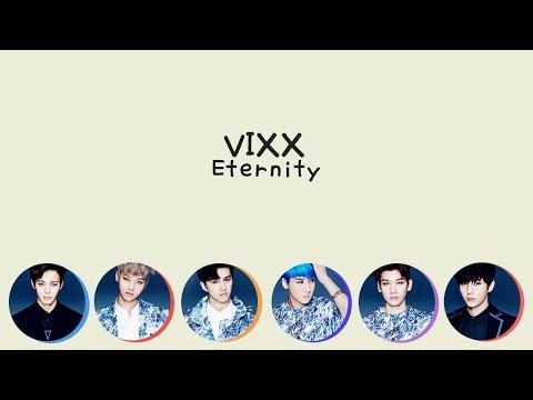 VIXX – ETERNITY (기적) Color Coded Lryics [Rom/Eng/Han] 1080p