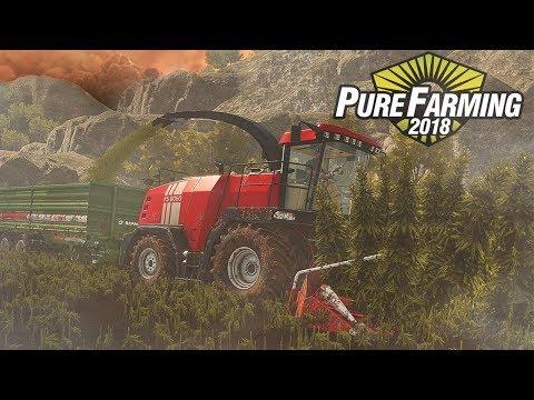 [ Pure Farming 2018  ] Columbia!