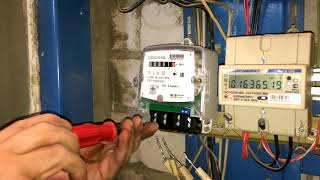 видео Как поменять электросчетчик в квартире