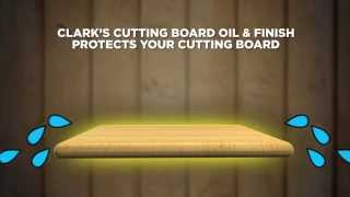 How To Apply Clark's Cutting Board Finishes To Prevent Cracking And Warping