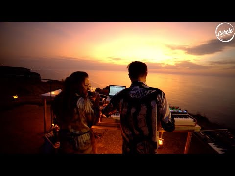 Rodriguez Jr. Feat Liset Alea Live @ Falaises D'Etretat In France For Cercle