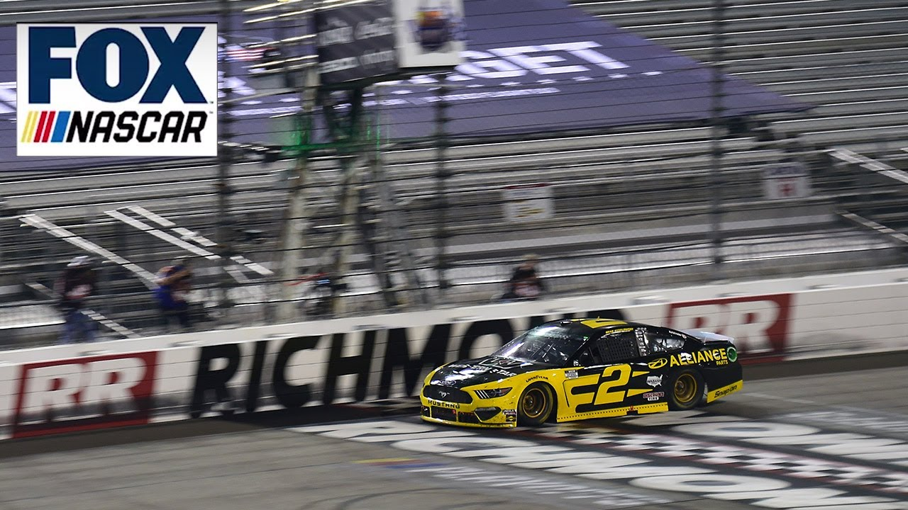 LAST LAPS: Brad Keselowski dominates for his 4th victory of the season | NASCAR ON FOX HIGHLIGHTS