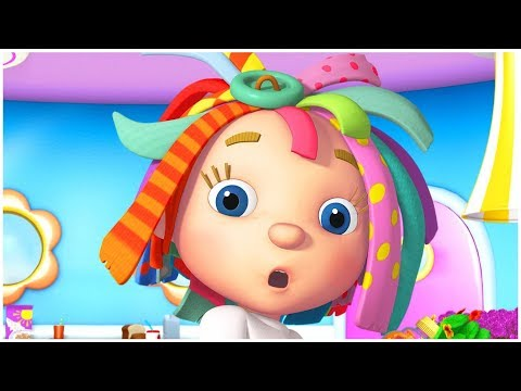 دنيا روزي | حلقات كاملة | أفضل فيديو للأطفال | براعم | الخيمة العجيبة
