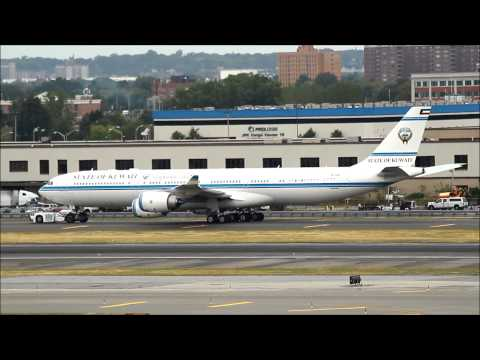 JFK Airport Landings And Takeoff