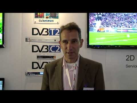 DVB's Activities on Carrier ID and DVB-S2 Extensions - Dr. Peter Siebert - DVB