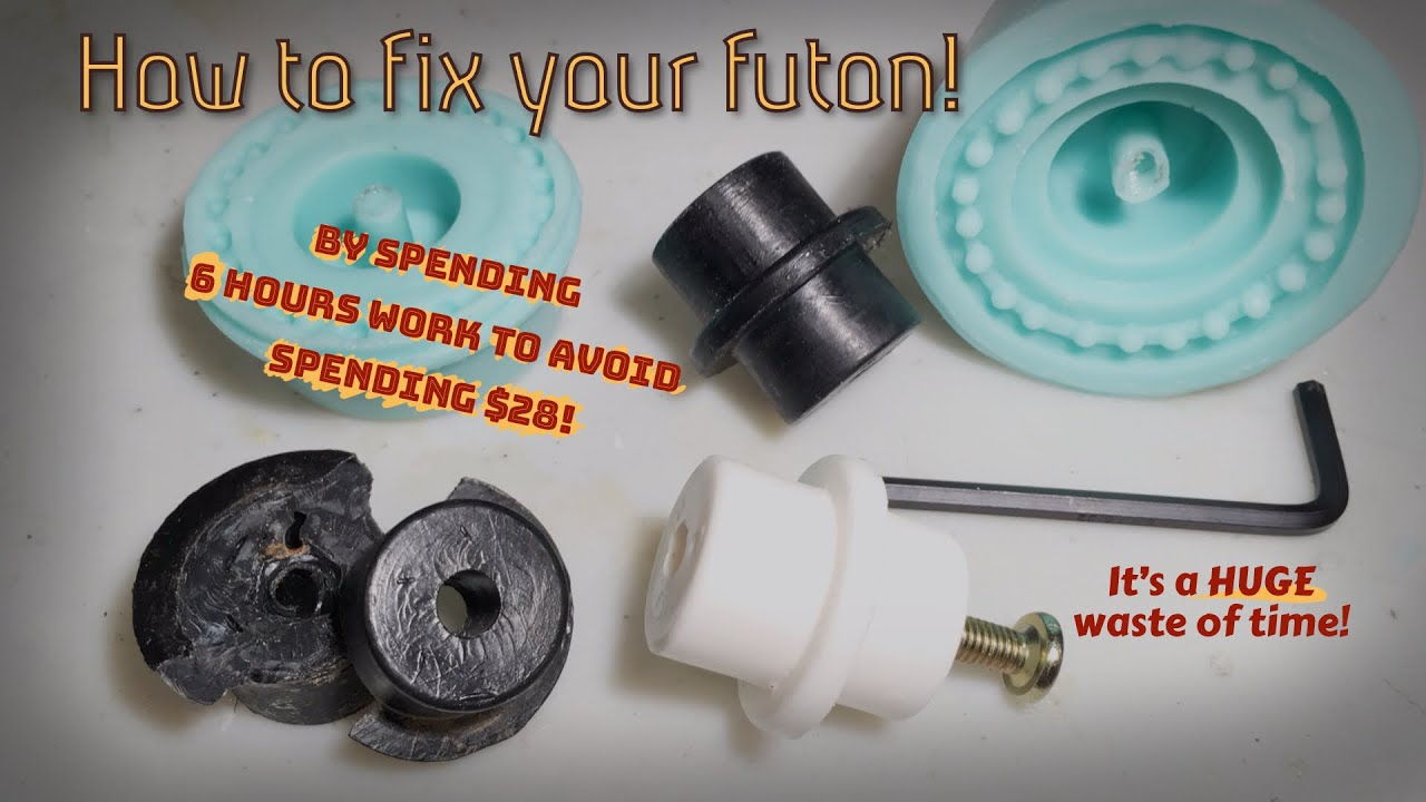 How To Fix Your Futon Mold Making