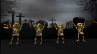Spooky Scary Skeletons / A Roblox Animation