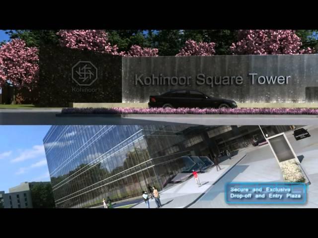 Kohinoor Square - Mumbai - Digital Frontier