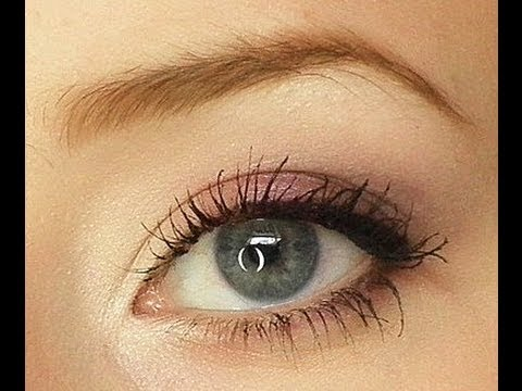 simple everyday purple makeup tutorial  youtube