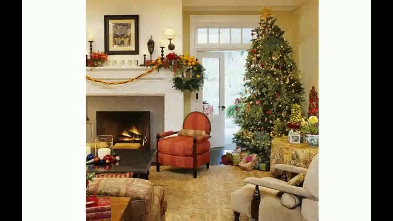Christmas Decorations Ideas For Living Room Part 64
