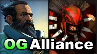 OG vs Alliance - EU Final - Elimination Mode 3.0 Dota 2