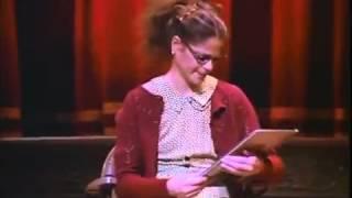 Gilda Radner] Miss Emily Litella