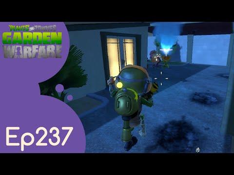 PVZ Garden Warfare - Ep237 - Rocket Leap ZPG Multi Vanquish