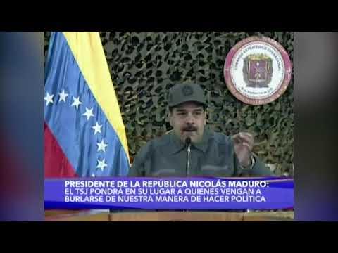 La Gitana - Nicolas Maduro deja al mundo perplejo...
