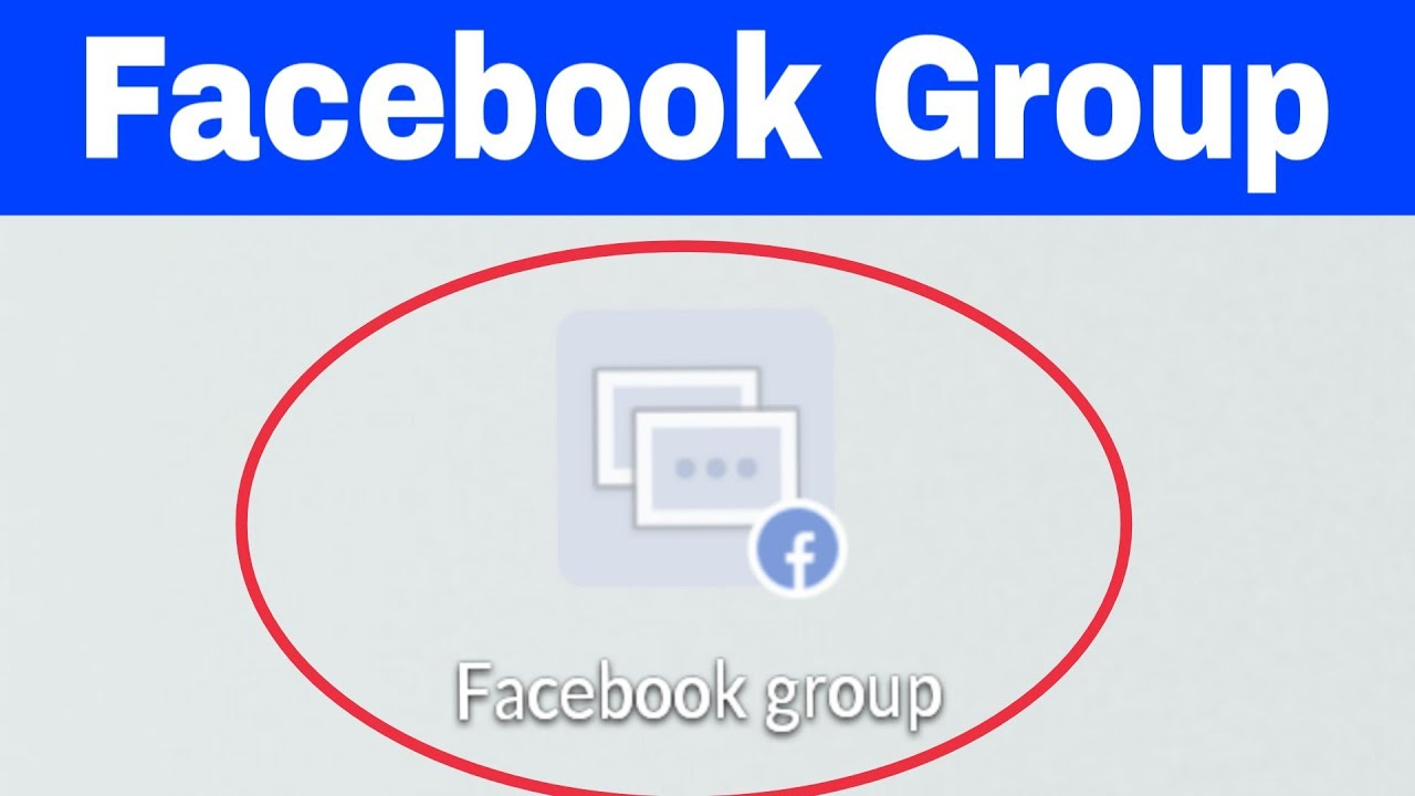 Facebook Group Create shortcuts icon In Home Screen in Android