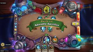 GUIDE: Test Subject #362 Boomsday Puzzle Lab Mirror Solutions / Answers - FAST (Hearthstone)