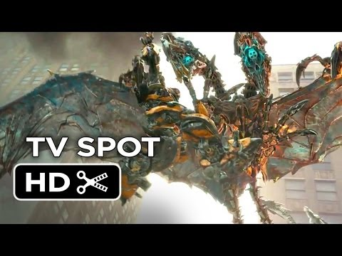 Transformers: Age of Extinction TV SPOT - Quantum (2014) -Michael Bay Movie HD
