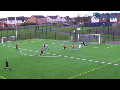 Hillwood Thistle Goals! (11 in one match)