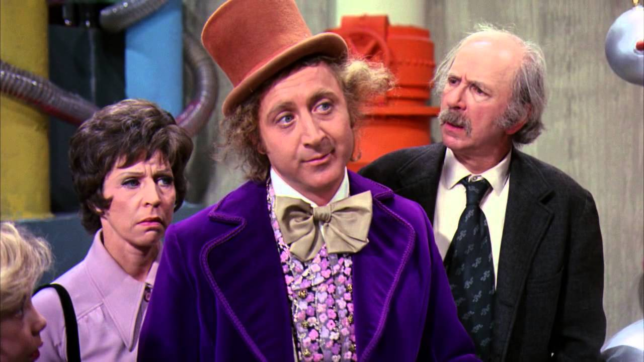 Image result for wonka where is fancy bred