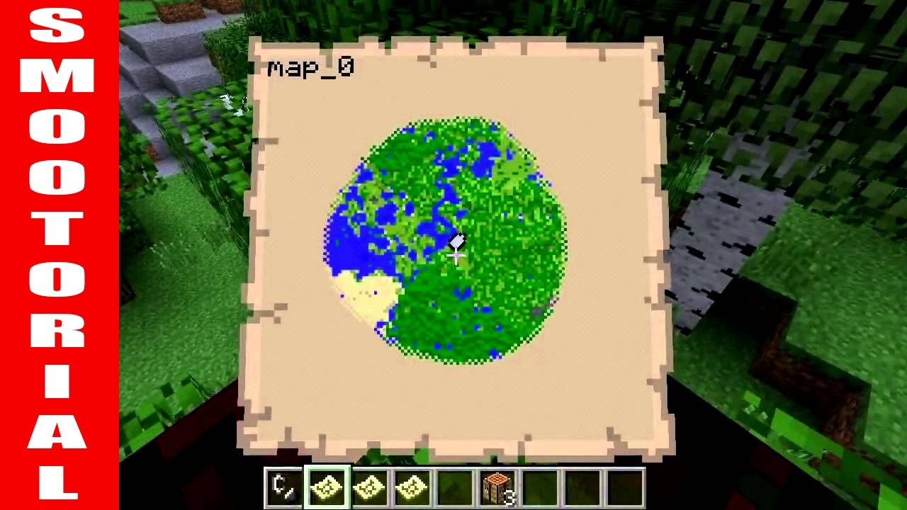 Minecraft Karte Rezept.How To Craft A Map In Minecraft And Change Scales