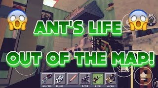 ant s life out of the map glitch   pg3d read desc