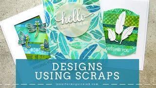 Using Scraps Creatively thumbnail