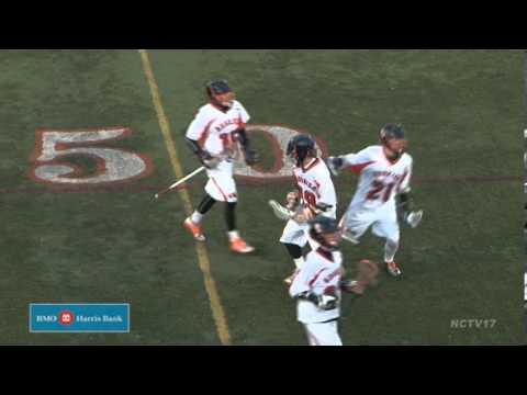 St. Ignatius vs Naperville North Boys Lacrosse March 25, 2014