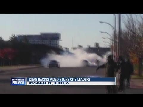 Lawmakers outraged by Buffalo drag racing