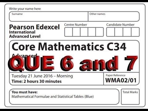 IAL C34 JAN 16 Part 2