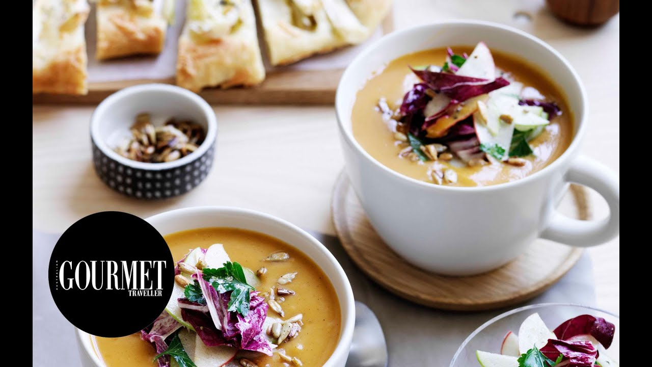 Spiced pumpkin soup gourmet traveller youtube spiced pumpkin soup gourmet traveller forumfinder Image collections