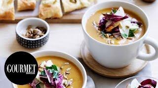 Spiced Pumpkin Soup | Gourmet Traveller
