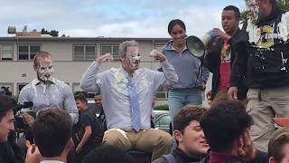 Pies in Face - Principal Takes As Reward