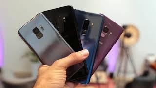 سامسونج جالاكسي اس 9 Samsung Galaxy S9