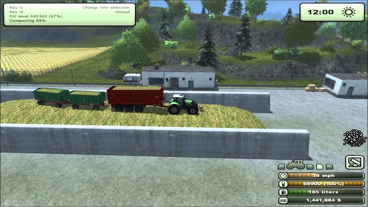 Map Usa Farming Simulator 2013%0A Full Guide  Make Big Money In Farm Simulator      With The Biogas Plant   YouTube