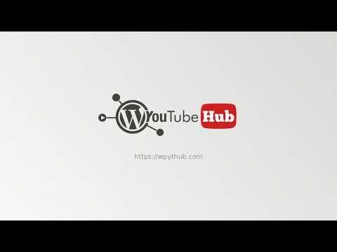 wordpress-youtube-importer-plugin-youtube-hub-presentation