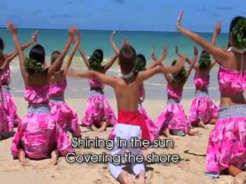Pearly Shells - Hawaii Kids Calabash Songs - Pearly Shells