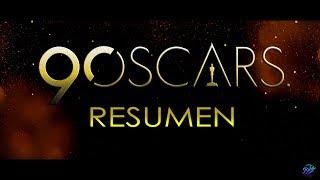 Resumen Oscar 2018