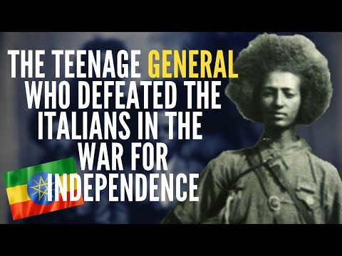 The Teenage General Who Defeated The Italians In the War For Independence
