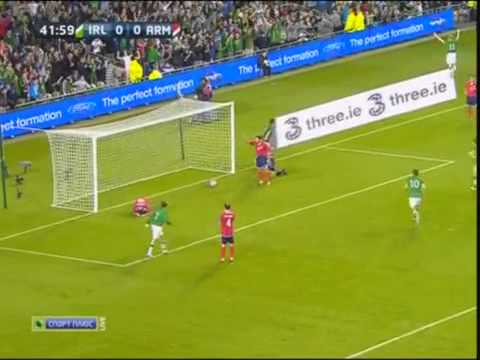 Ирландия - Армения 2-1