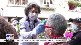 Bisericile din Taiwan răspândesc dragostea lui Dumnezeu în mijlocul pandemiei