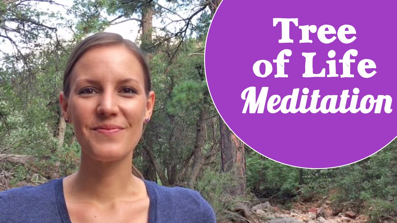 Tree of Life Meditation - Learn A Powerful Grounding and Tree of Life Visualization Now!