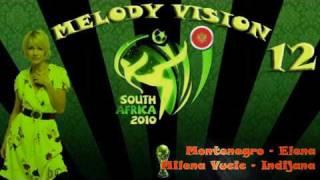 "MelodyVision 12 - MONTENEGRO - Milena Vucic - ""Indijana"""