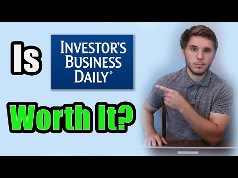Is Investors Business Daily Worth it? (Comprehensive Review)