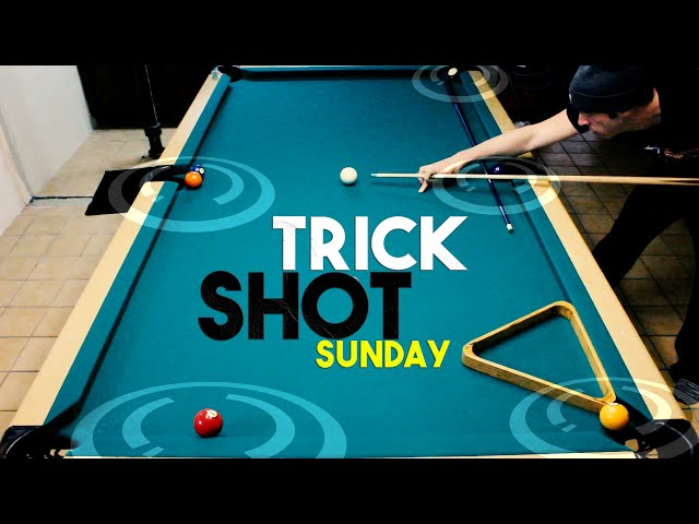 Trick Shot Sunday 🎱📼: Week 1