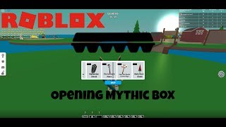 Opening Mythic Box | Roblox Egg Farm Simulator