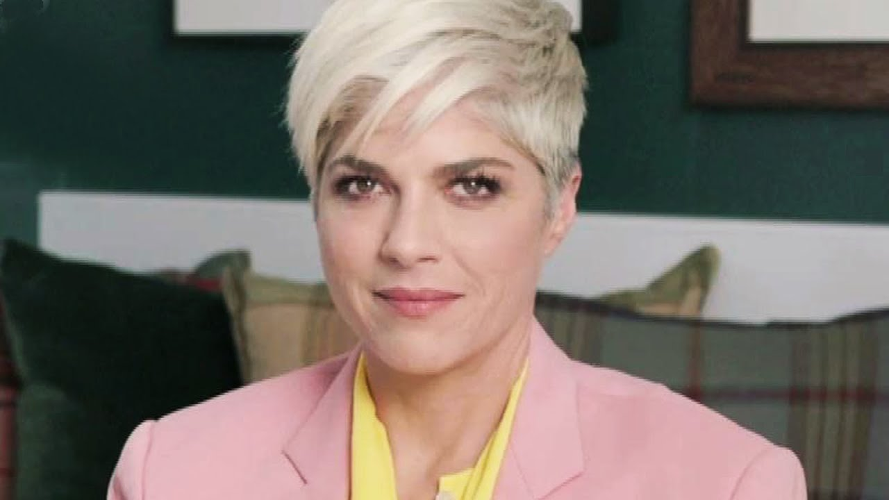 Selma Blair on Letting Son Arthur Shave Her Head Before Stem Cell ...