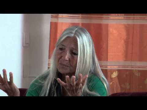 Ganga Mira satsang St Usuge, samedi matin 30 mai 2015