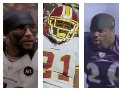 """""""The U Connect"""" Ray Lewis, Ed Reed, & Sean Taylor Tribute (Eminem """"Sing For The Moment"""")"""