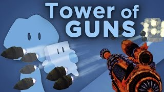Tower of Guns - First Person Bullet Hell Playground - James Recommends